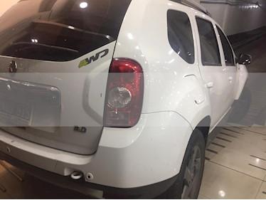Foto venta Auto usado Renault Duster Luxe 4x4  (2014) color Blanco Glaciar precio $429.000
