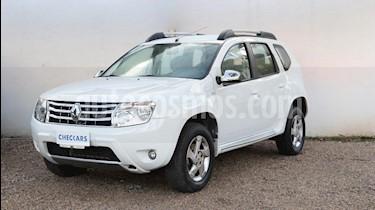Foto venta Auto usado Renault Duster Luxe (2014) color Blanco precio $430.000