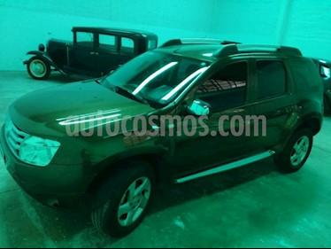 Foto Renault Duster Luxe usado (2013) color Verde Oscuro precio $515.000