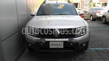 Renault Duster 5P DYNAMIQUE L4/2.0 AUT MEDIANAV usado (2017) color Plata precio $188,000