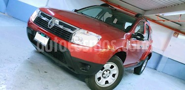 Renault Duster Expression usado (2014) color Rojo precio $145,000