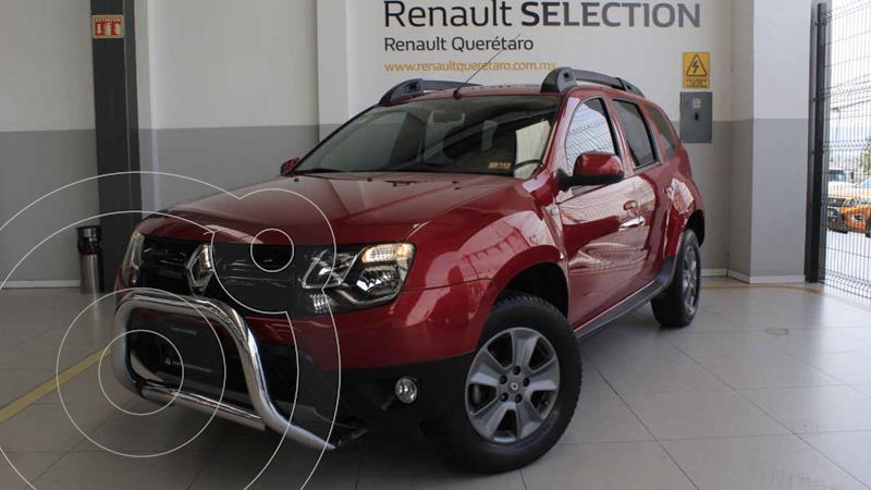 Foto Renault Duster Intens usado (2018) color Rojo precio $250,000