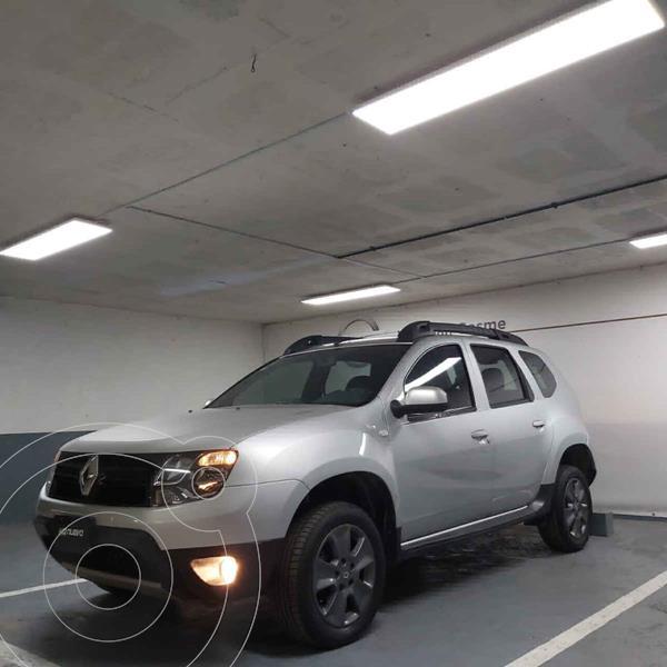 Renault Duster Intens usado (2018) color Plata precio $215,000
