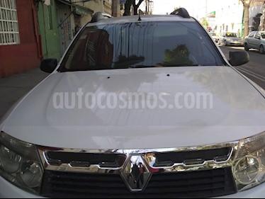 Renault Duster Expression  usado (2014) color Blanco Glaciar precio $110,500