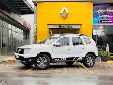 Renault Duster Intens Aut usado (2018) color Blanco Glaciar precio $205,000