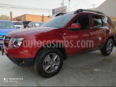 Renault Duster Dynamique usado (2017) color Rojo Fuego precio $195,000