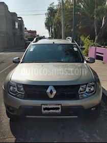 Renault Duster Dynamique Aut usado (2015) color Gris Estrella precio $135,000