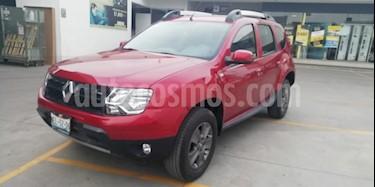 Renault Duster Intens usado (2018) color Rojo Fuego precio $220,000