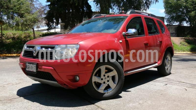 Renault Duster Dynamique Aut Pack usado (2014) color Rojo precio $142,500