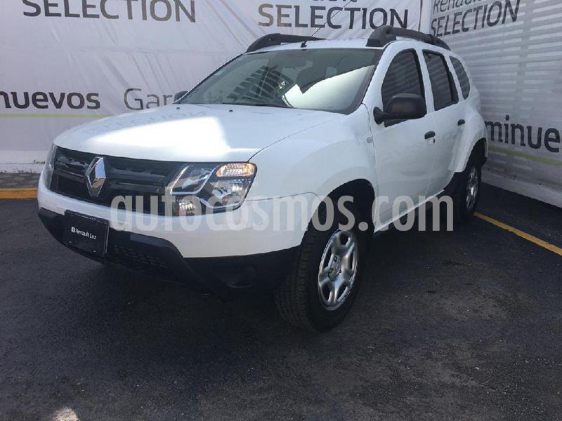 Renault Duster Zen Aut usado (2020) color Blanco Glaciar precio $255,000