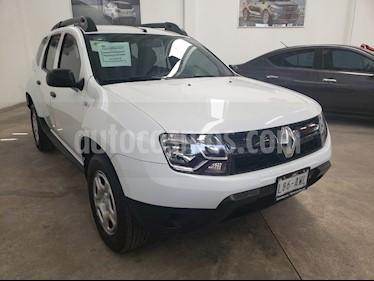 Renault Duster Zen Aut usado (2018) color Blanco Glaciar precio $220,000