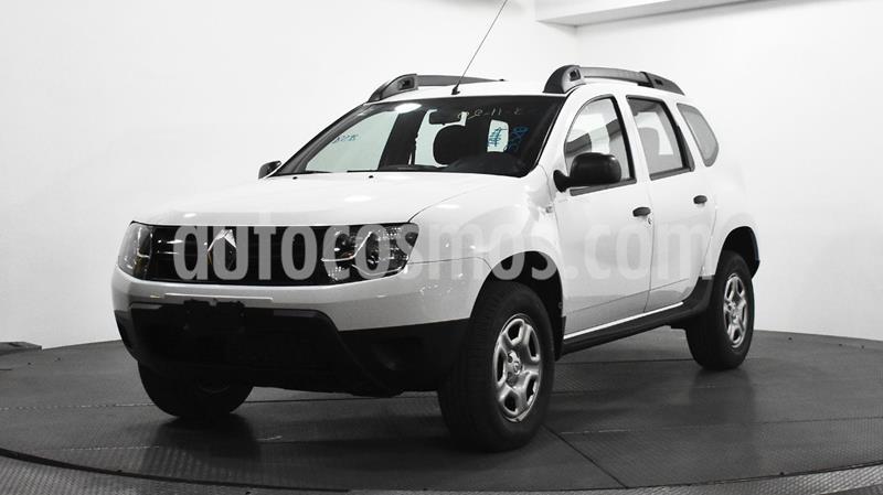 Renault Duster Zen usado (2020) color Blanco precio $248,000