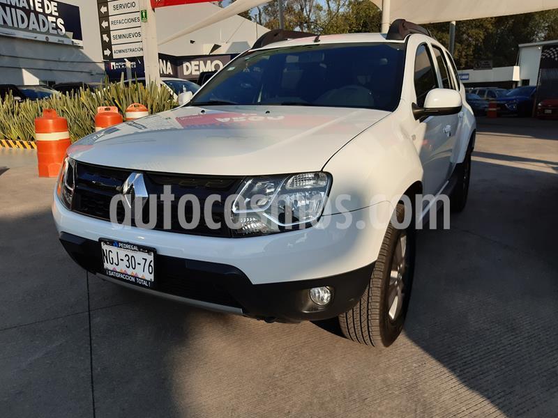 Renault Duster Intens Aut usado (2018) color Blanco Glaciar precio $215,000