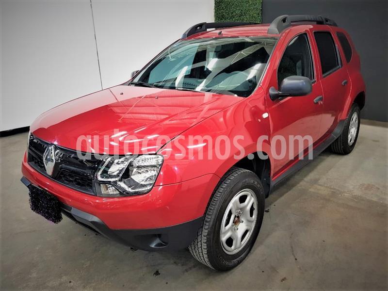 Renault Duster Zen usado (2019) color Rojo precio $221,999