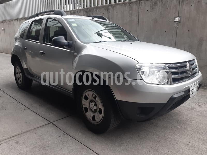 Renault Duster Expression Aut usado (2015) color Plata precio $145,000