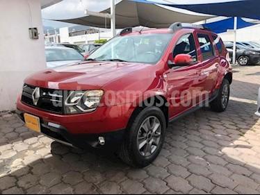 Renault Duster 5P DYNAMIQUE TM6 A/AC. VE F. NIEBLA GPS RA-16 usado (2017) color Rojo precio $203,500