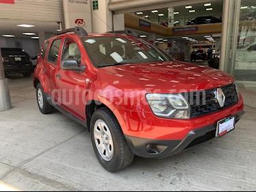 Renault Duster Zen usado (2018) color Rojo precio $180,000