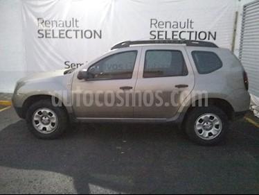 Renault Duster Expression usado (2017) color Marron precio $183,000