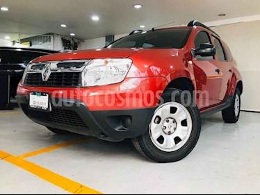 Renault Duster 5p Expression L4/2.0 Aut usado (2014) color Rojo precio $129,000