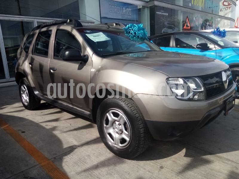 Renault Duster Zen Aut usado (2018) color Bronce precio $219,000