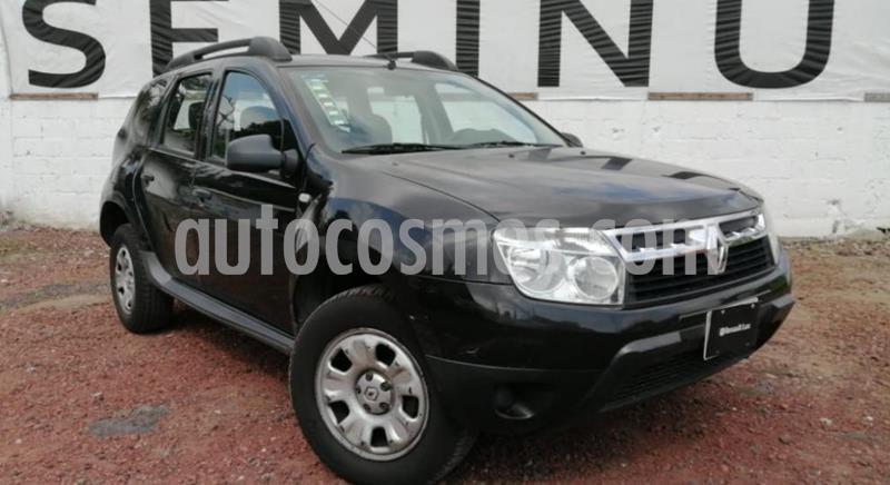 Renault Duster Expression  usado (2014) color Negro Nacarado precio $125,000