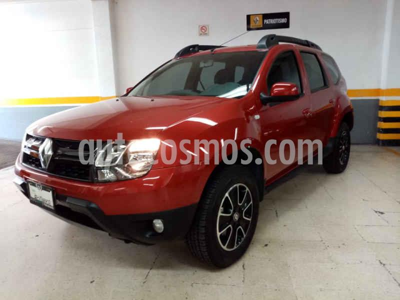 Renault Duster Connect Aut usado (2019) color Rojo precio $260,000