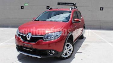 Renault Duster Dynamique Aut Pack usado (2017) color Rojo precio $163,000