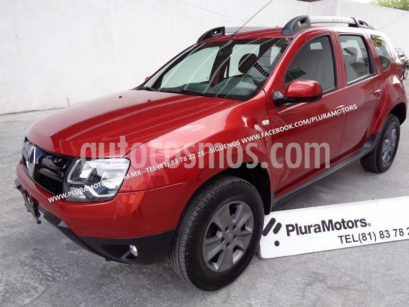 Renault Duster Intens usado (2018) color Rojo precio $195,000