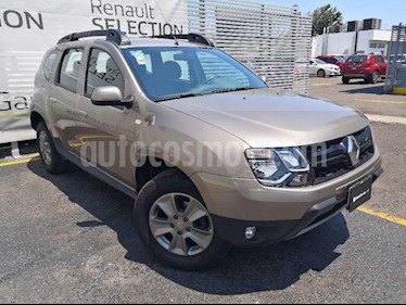 Renault Duster Intens Aut usado (2019) color Marron precio $245,000