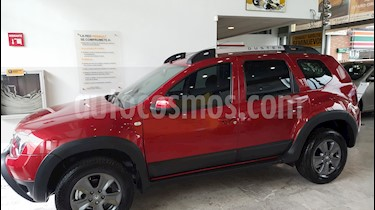 Renault Duster Dynamique Aut Pack usado (2017) color Rojo Fuego precio $230,000
