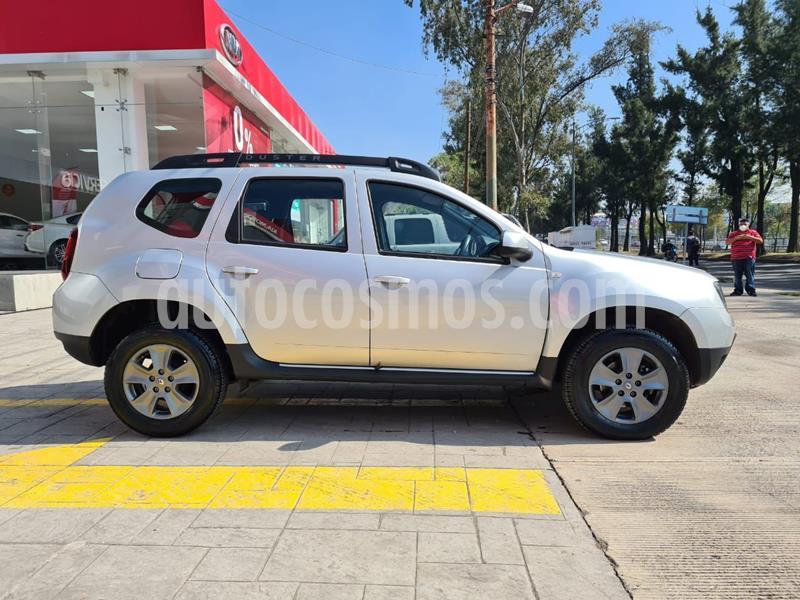 Renault Duster Intens Aut usado (2019) color Plata Dorado precio $249,000