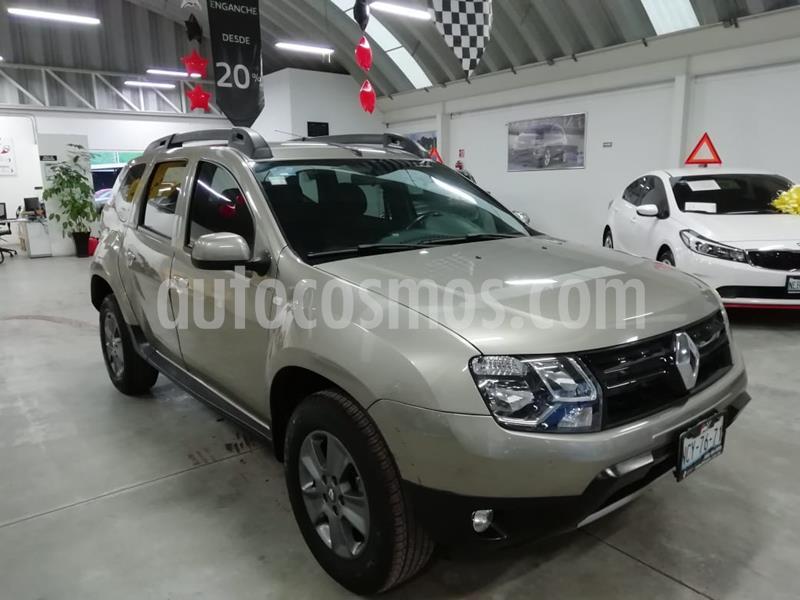 Renault Duster Intens usado (2018) color Bronce Castano precio $219,000