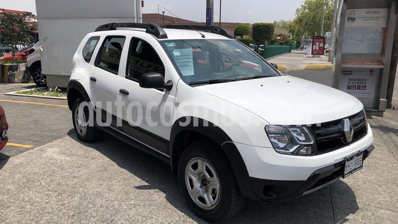 Renault Duster Zen usado (2019) color Blanco precio $220,000