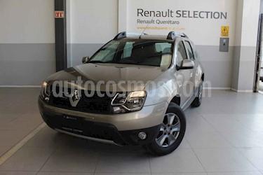 Renault Duster 5p Dynamique L4/2.0 Aut MediaNav usado (2017) color Gris precio $205,000