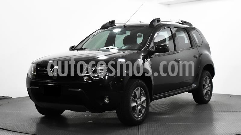 Renault Duster Dynamique Aut Pack usado (2017) color Negro precio $175,000