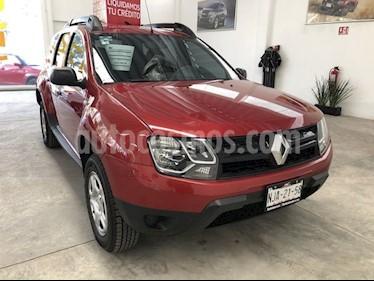 Renault Duster Zen usado (2019) color Rojo Fuego precio $210,000