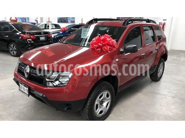 Renault Duster Zen usado (2019) color Rojo precio $205,000