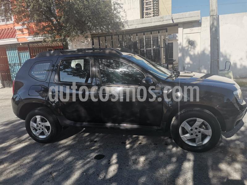 Renault Duster Dynamique Aut Pack usado (2015) color Negro precio $135,000