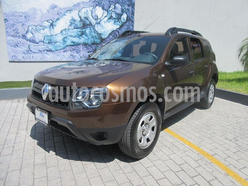 Renault Duster Expression usado (2017) color Negro Nacarado precio $189,000