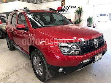 Renault Duster Intens usado (2018) color Rojo precio $225,000