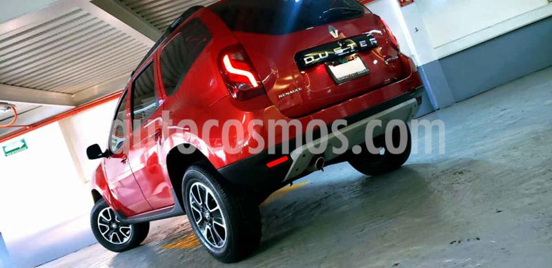 Renault Duster Connect Aut usado (2019) color Rojo precio $269,000