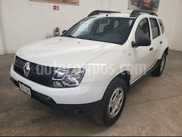 Renault Duster Zen Aut usado (2018) color Blanco precio $220,000