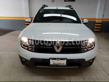 Renault Duster Intens Aut usado (2019) color Blanco precio $265,000