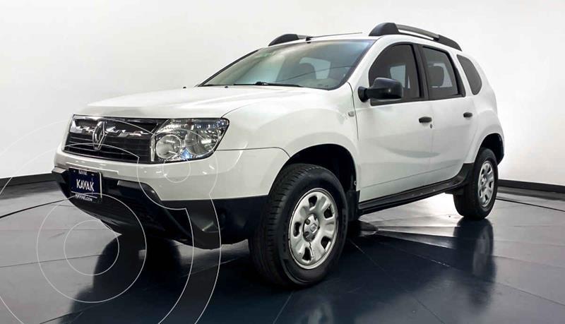 Renault Duster Expression usado (2014) color Blanco precio $144,999