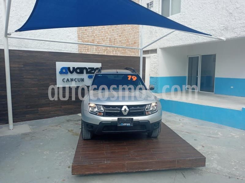 Renault Duster Zen Aut usado (2019) color Plata Dorado precio $229,900