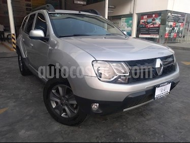 Renault Duster 5P INTENS AT A/AC. VE MP3 GPS F.NIEBLA RA-16 usado (2018) color Plata precio $235,000