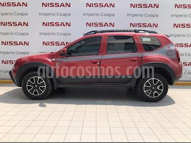 Renault Duster Dakar usado (2018) color Rojo precio $240,000