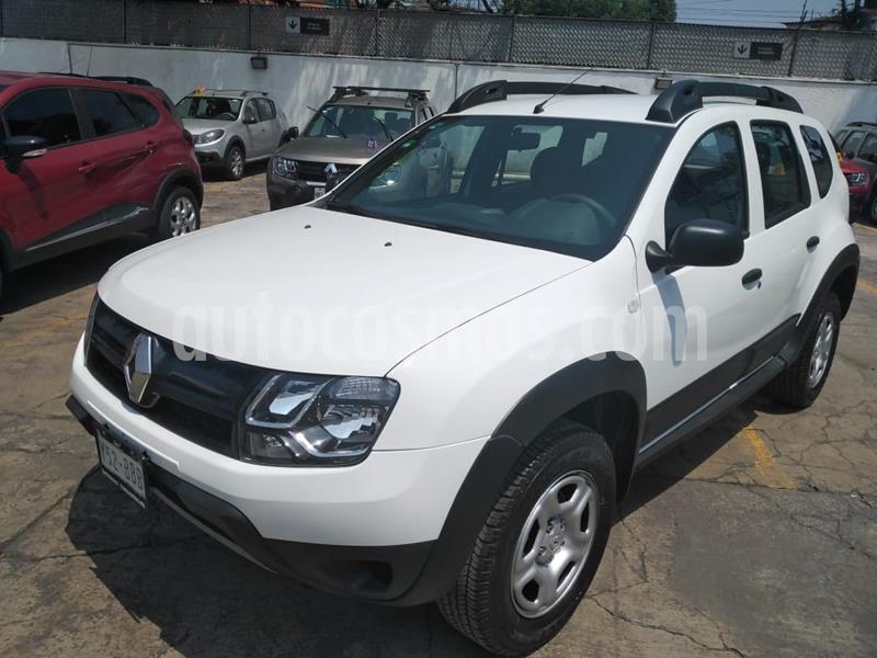 Renault Duster Zen usado (2019) color Blanco Glaciar precio $214,000