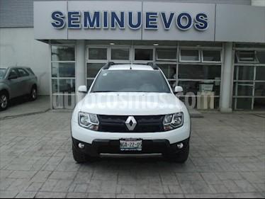 Renault Duster Intens usado (2018) color Blanco precio $210,000