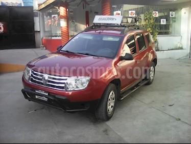 Renault Duster Expression  usado (2015) color Rojo Fuego precio $160,000